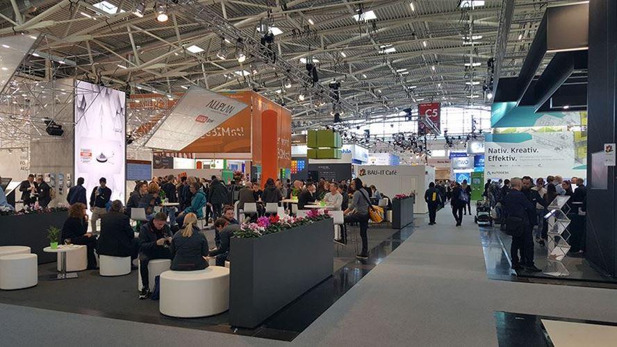 Светски водечки саем за архитектура, материјали и системи Bau Munich 2019